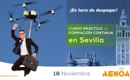 Curso técnico en Sevilla, 18 de noviembre
