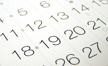 Aspectos importantes de la Formación Bonificada (programada) a finales de año.