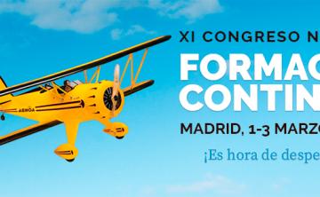XI Congreso Nacional de Formación Continua