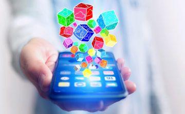 Formación en Aplicaciones para móviles y tabletas.