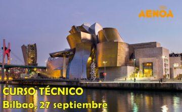 Curso técnico de Formación Programada. Bilbao