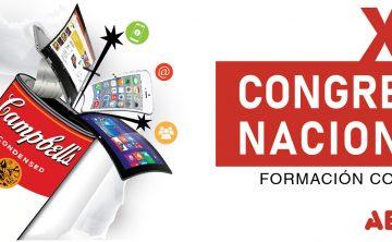 XII Congreso Nacional de Formación Continua