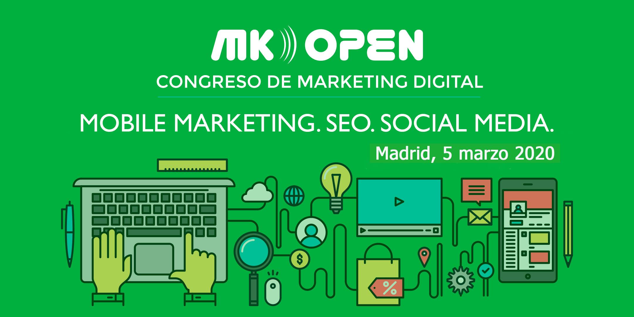 mk open madrid congreso marketing digital