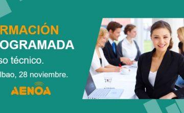 Curso Técnico. Gestión de la Formación Bonificada. Bilbao, 28 noviembre