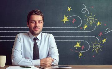 La dependencia en una relación laboral entre un profesor autónomo y un centro de formación.