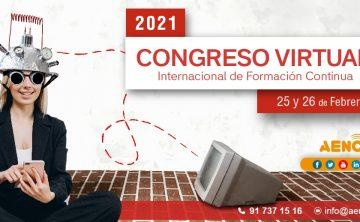 14º Congreso VIRTUAL Internacional de Formación Continua