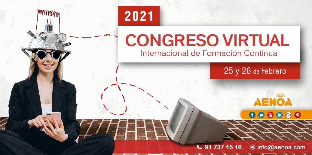 congreso virtual aenoa formacion continua bonificada