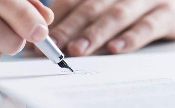 Control de asistencia (hojas de firmas) en Formación Presencial